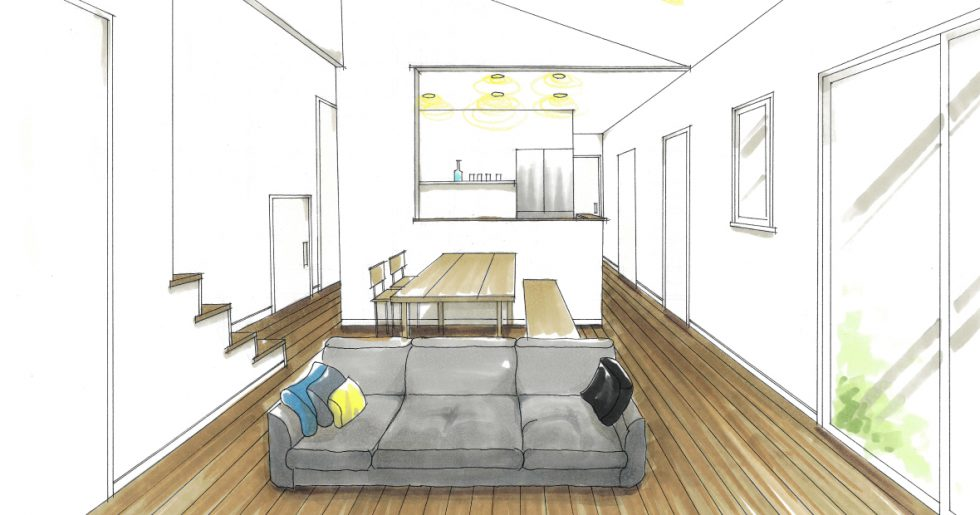 トータルハウジング |  奥様専用の小部屋ミセスルームがあるお家in 薩摩川内市 【薩摩川内市永利町】