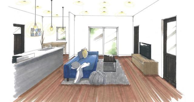 トータルハウジング | 廊下率0%の無駄をはぶいた平屋のお家 見学会 【薩摩川内市】