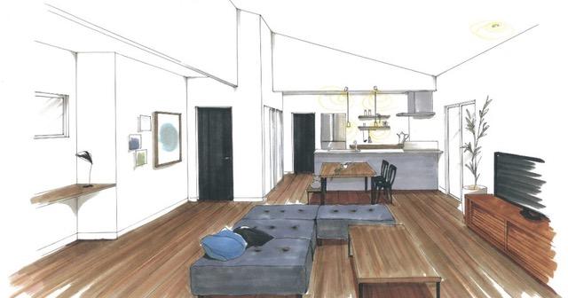 トータルハウジング | 家族がくつろぐ畳ダイニングが主役のお家 新築発表会 【鹿児島市】