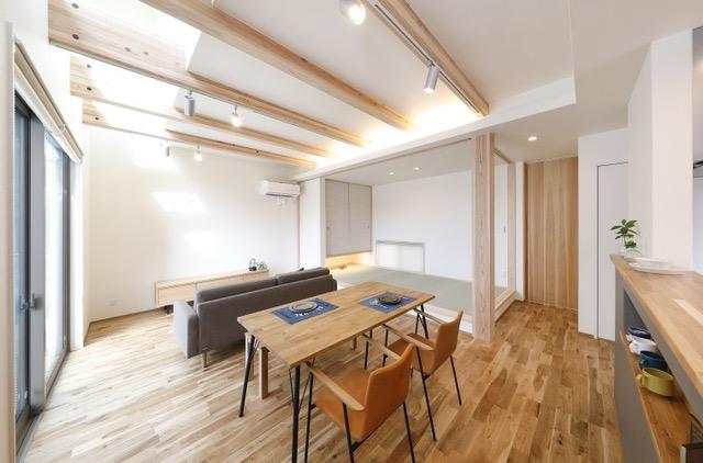 ヤマサハウス   完成見学会&シラスの塗り壁教室 【鹿児島市】