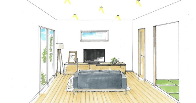 トータルハウジング | おどろきの収納率18%超の平屋のお家 発表会 【薩摩川内市】