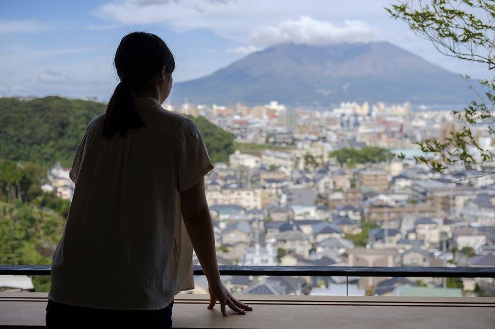 「桜島を見晴らす家」 ライフスタイル見学会【鹿児島市】