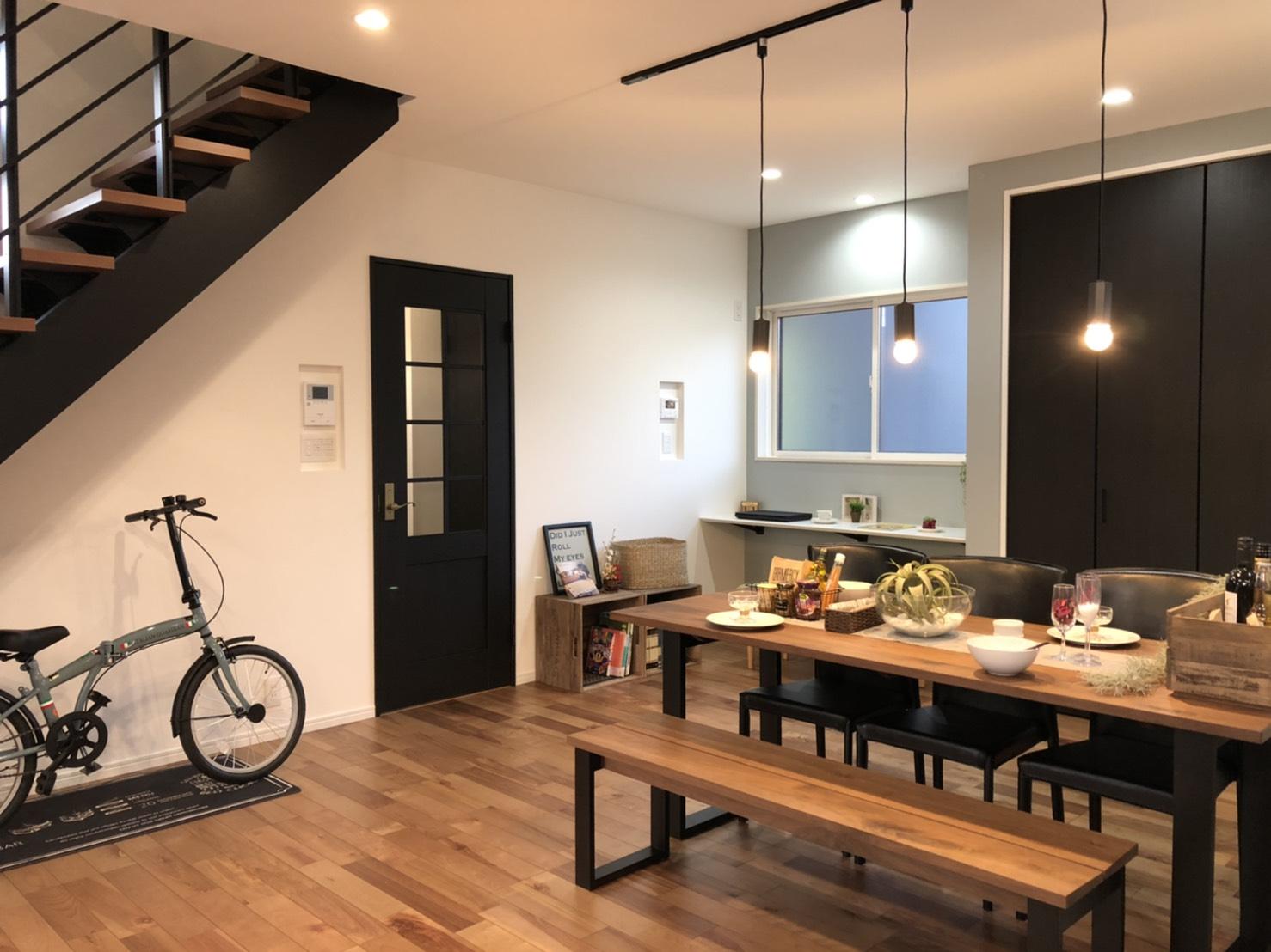 大空間『LOUNGE』がある家 広木モデルハウスグランドオープン 【鹿児島市】