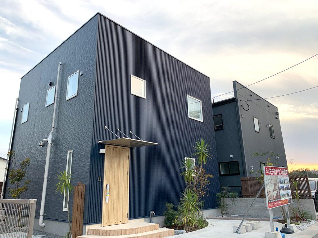 パルタウン大明ケ丘モデルハウスⅡ ZERO-CUBE+BOXの家 見学会 【鹿児島市】
