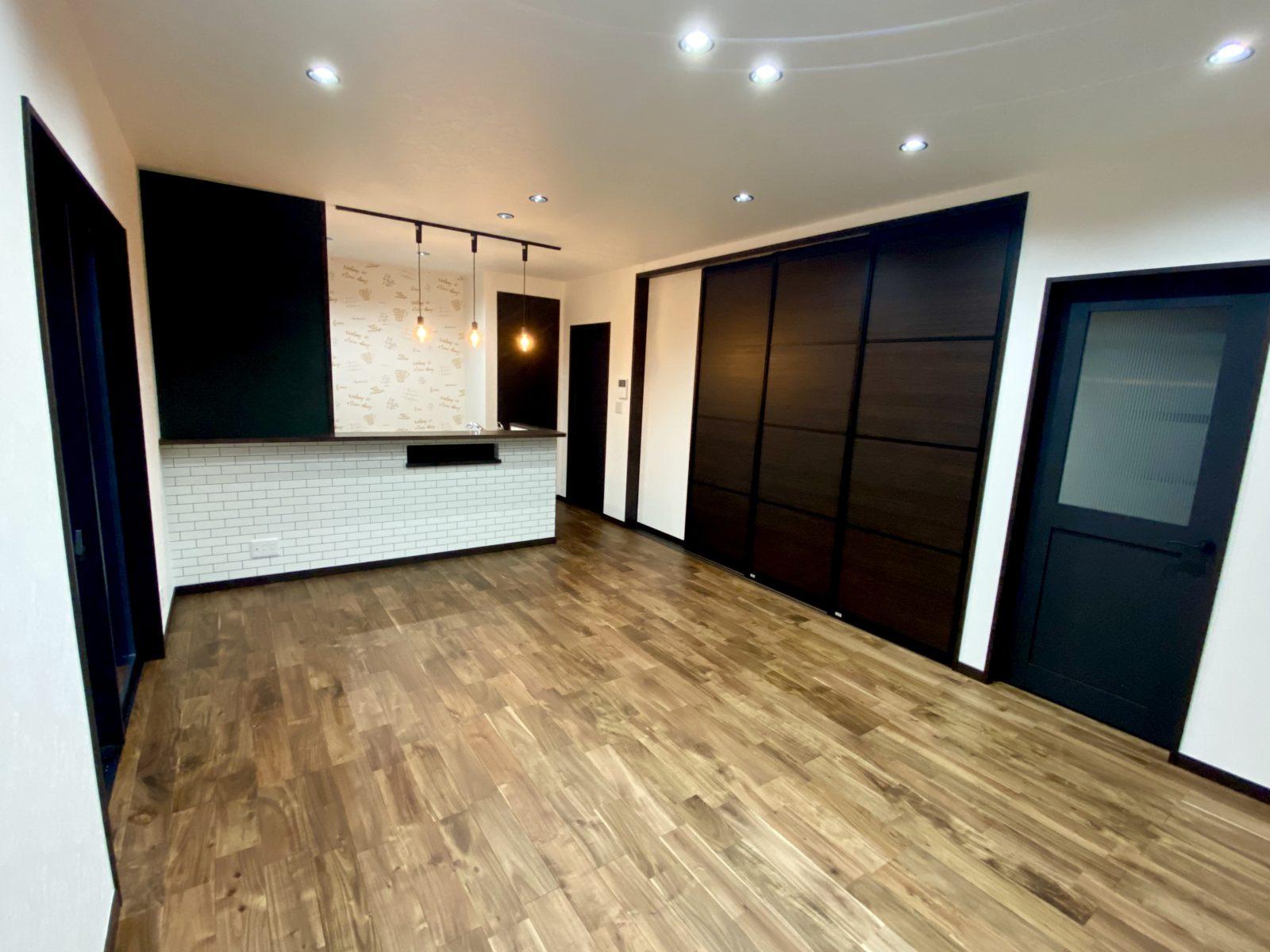 使い勝手のよい間取りと豊富な収納のあるお家 オープンハウス 【鹿児島市】