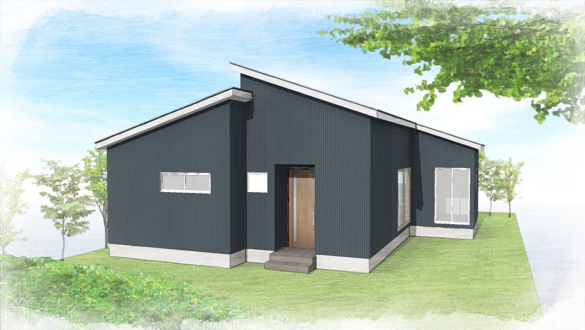 スキップフロアのある総塗り壁平屋のお家 完成見学会【鹿児島市】