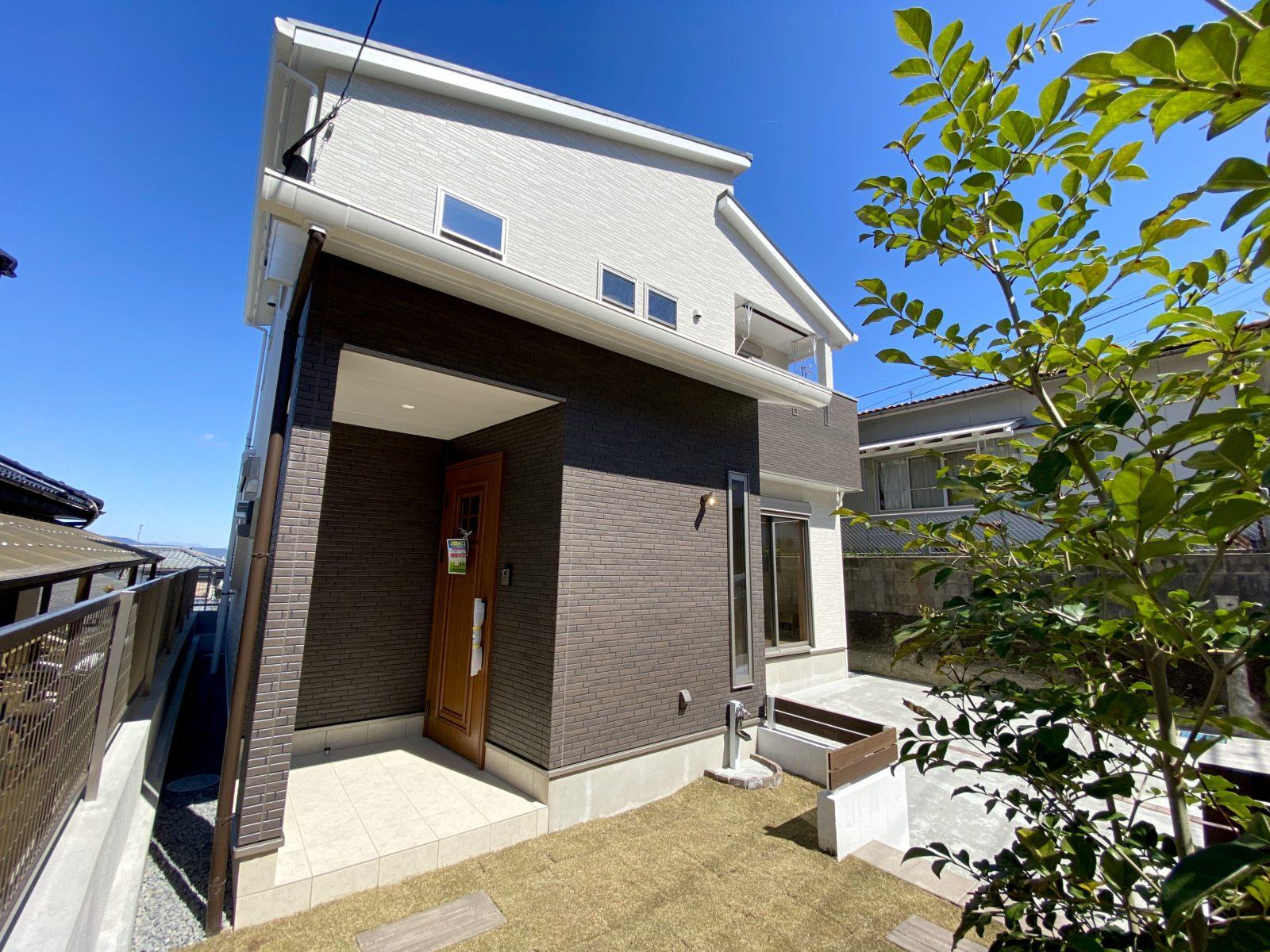 家事を楽しく、効率よくできるラク家事動線のお家。オープンハウス 【鹿児島市】