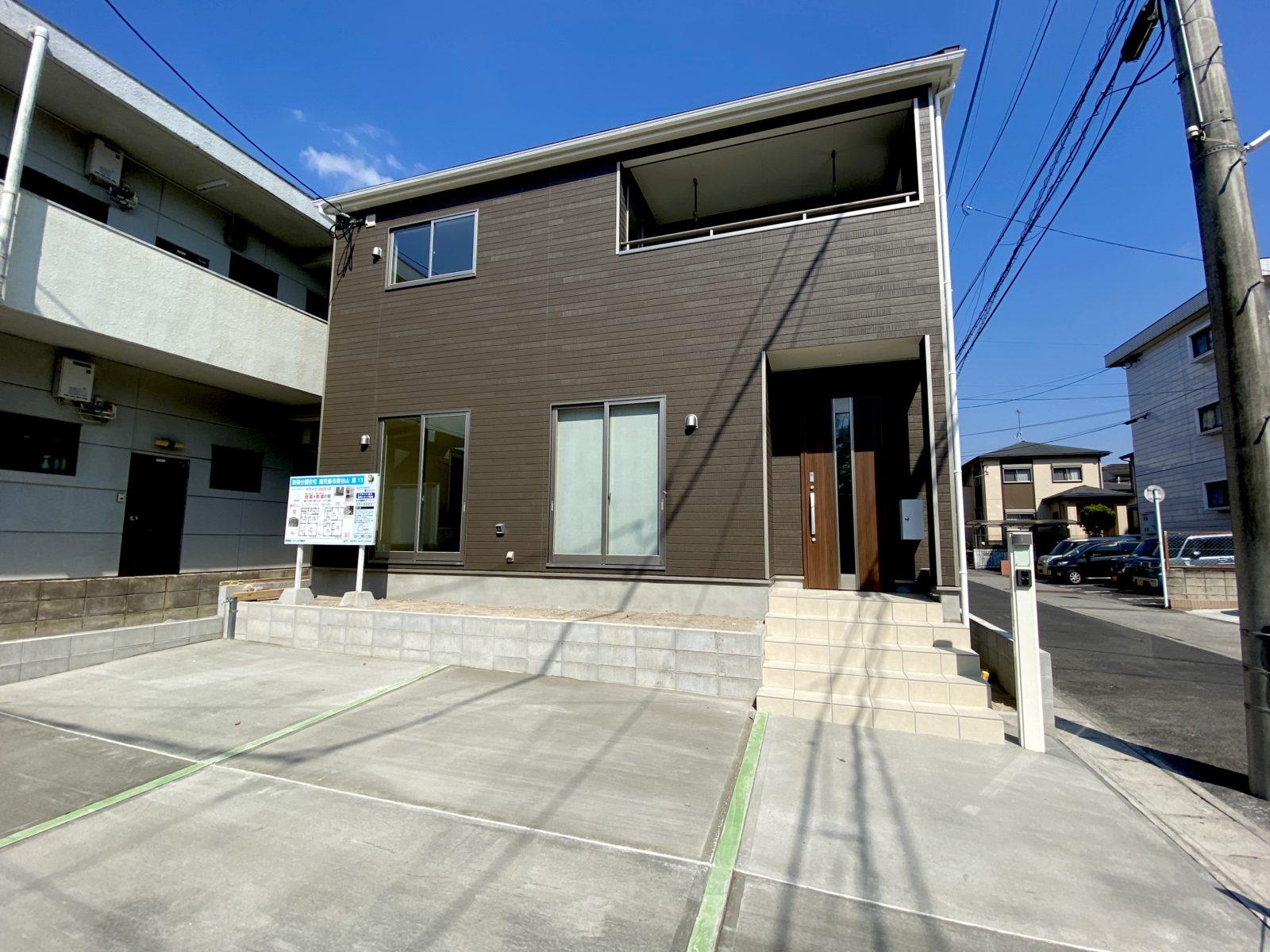 オープンハウス開催in東谷山3丁目 【鹿児島市】