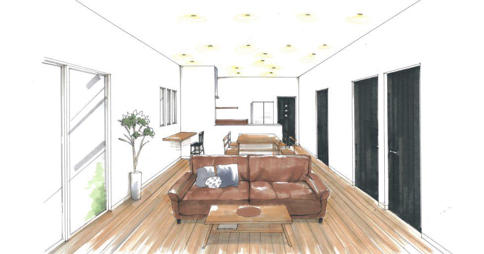 薩摩川内市宮里町で新築発表会 趣味も生活も共に楽しむオンリーワンハウス