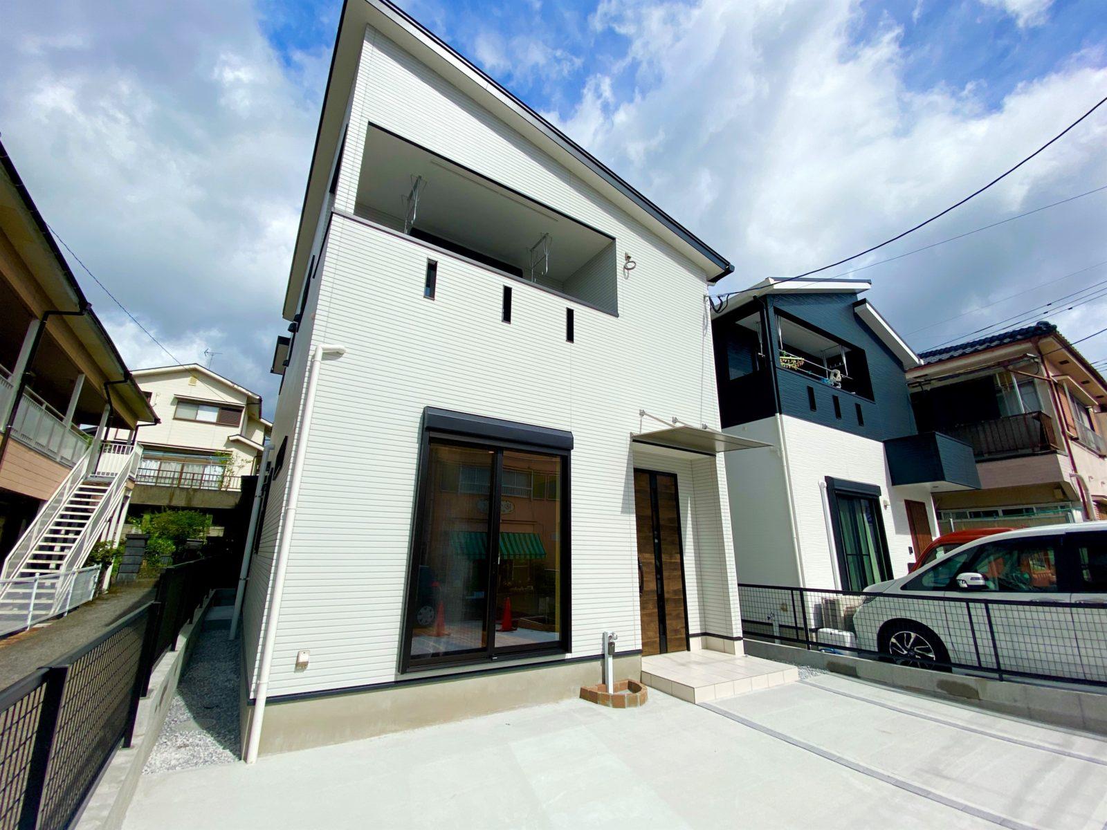 鹿児島市坂之上6丁目でオープンハウス いろいろ使えるユーティリティスペースがあるお家