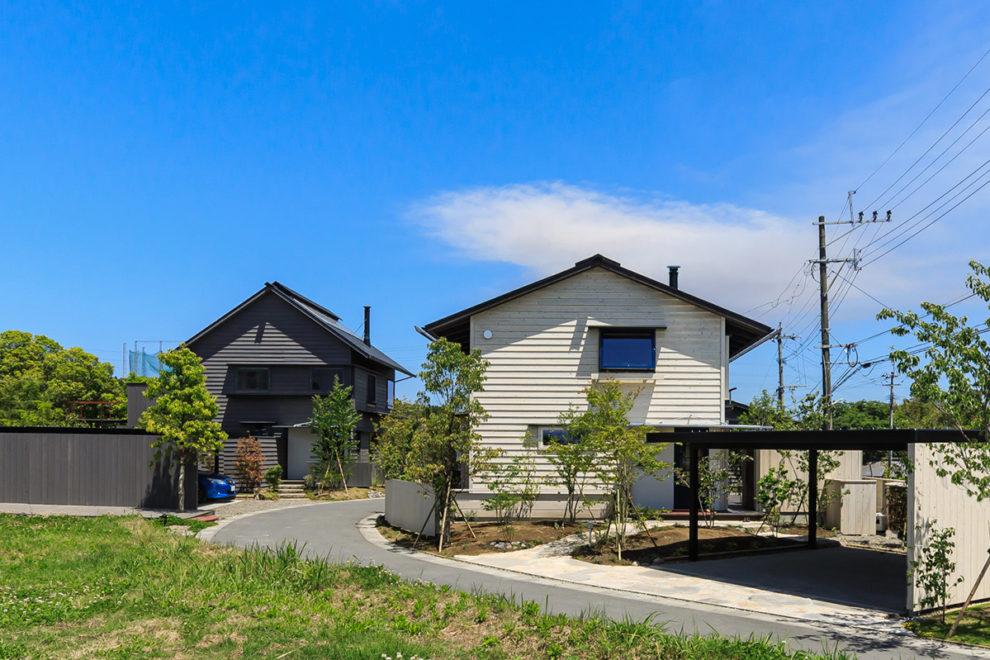 鹿児島市吉野町でお隣もシンケン 2軒同時見学会