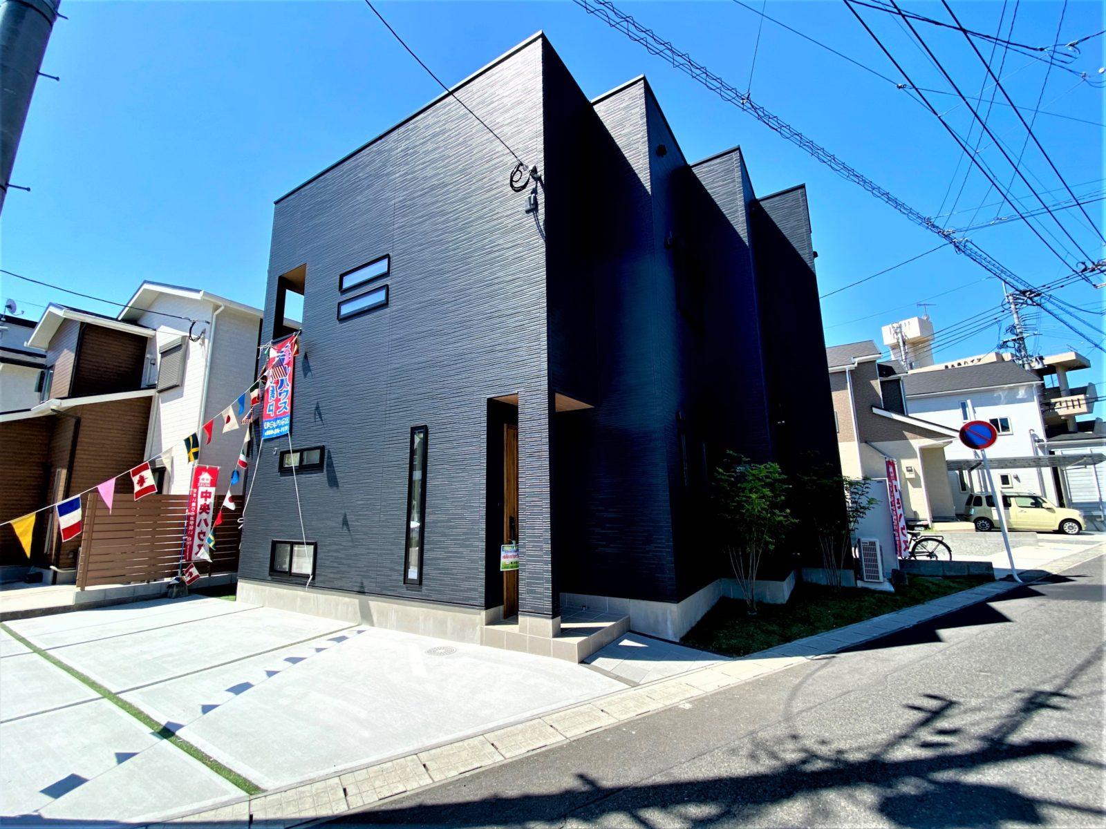 鹿児島市東谷山5丁目でオープンハウス 採光豊かな吹き抜けのあるお家
