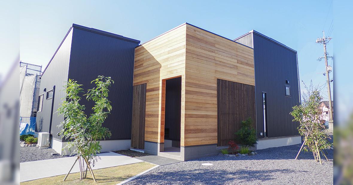 新川モデルハウス