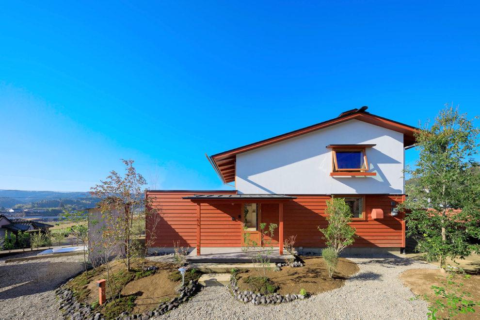 姶良市蒲生町で 築1年「蒲生の風が通り抜ける家」 暮らしの見学会