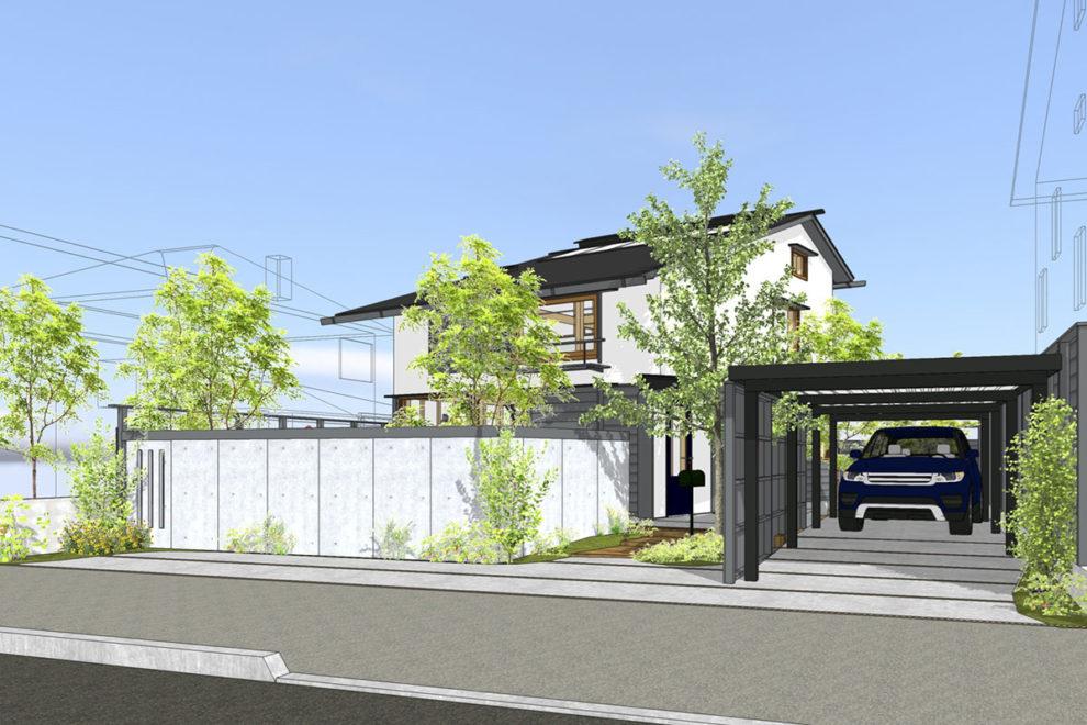 鹿児島市西谷山で完成見学会 「街中でおおらかに暮らす 仲間が集う家」