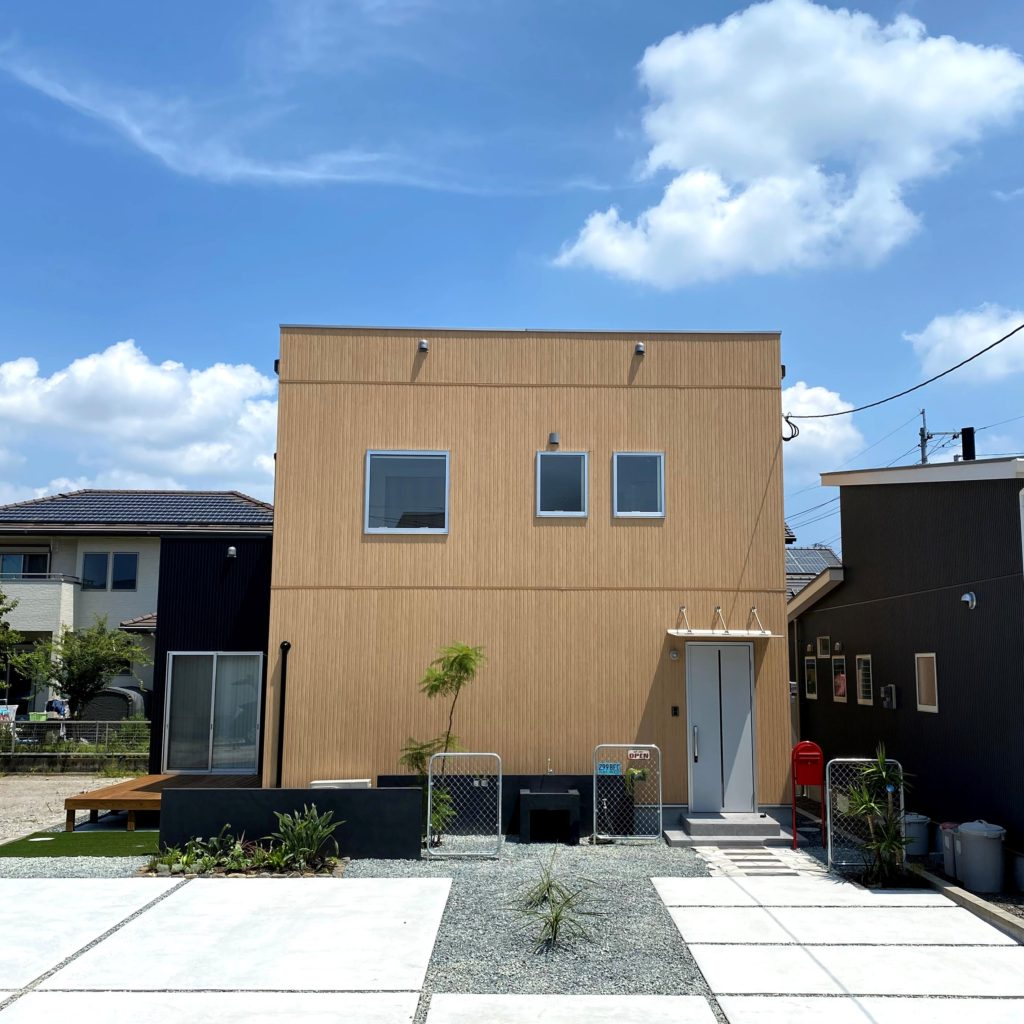 霧島市隼人町で完全予約制モデルハウス見学会 見次ZERO-CUBE+BOXモデルハウス