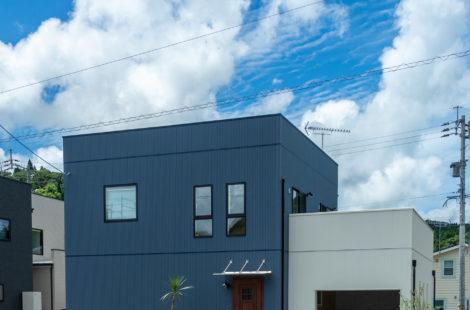 鹿児島市上谷口町 ZERO-CUBE+GARAGE モデルハウス