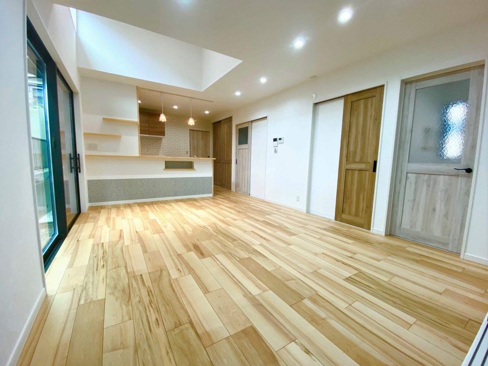 鹿児島市西谷山3丁目でオープンハウス 区画整理地内の新しい町並みで快適に過ごす住まい