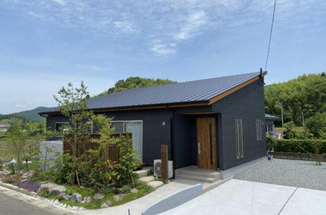 薩摩川内市 平屋モデルハウス