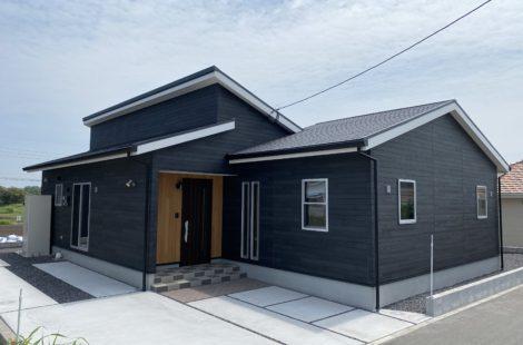 鹿屋市札元平屋モデルハウス