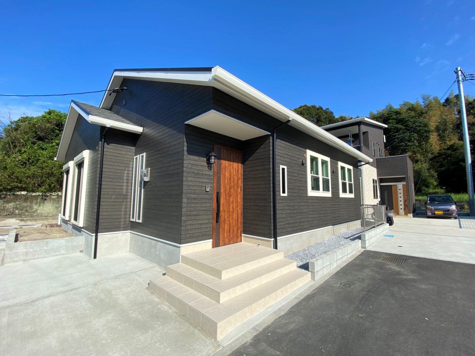 鹿児島市山田町でオープンハウス