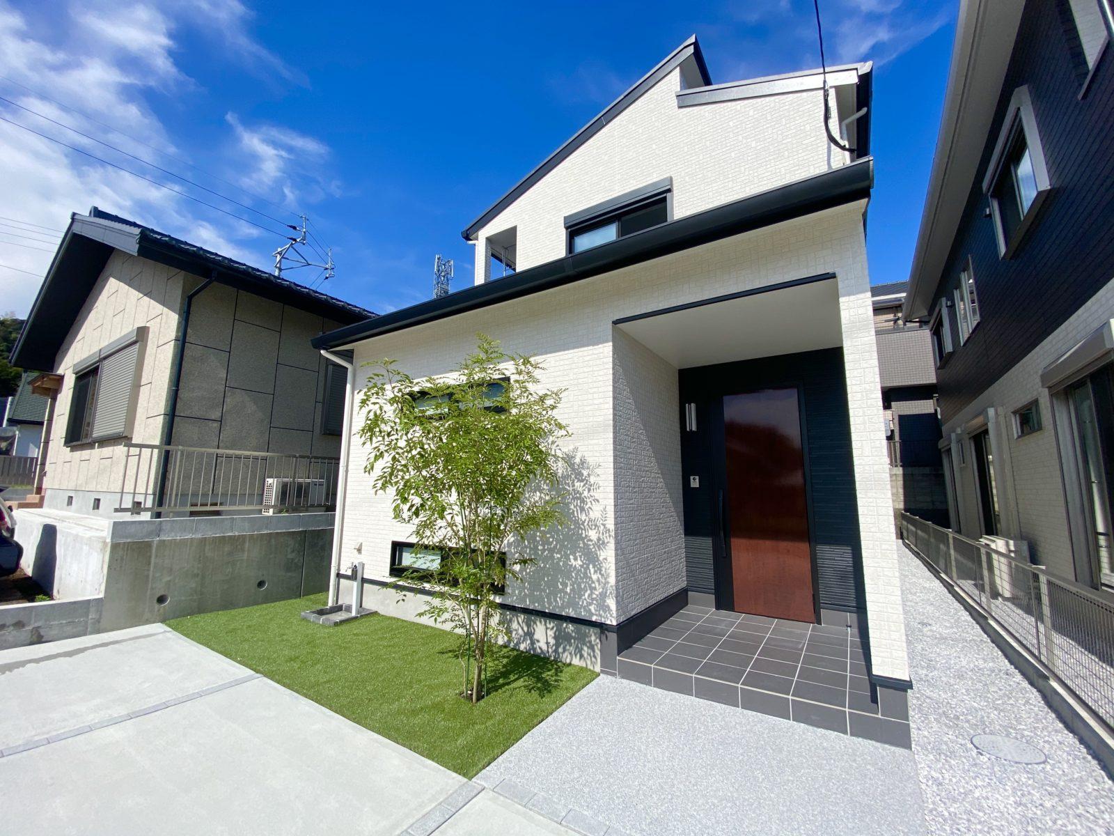 鹿児島市西谷山でオープンハウス