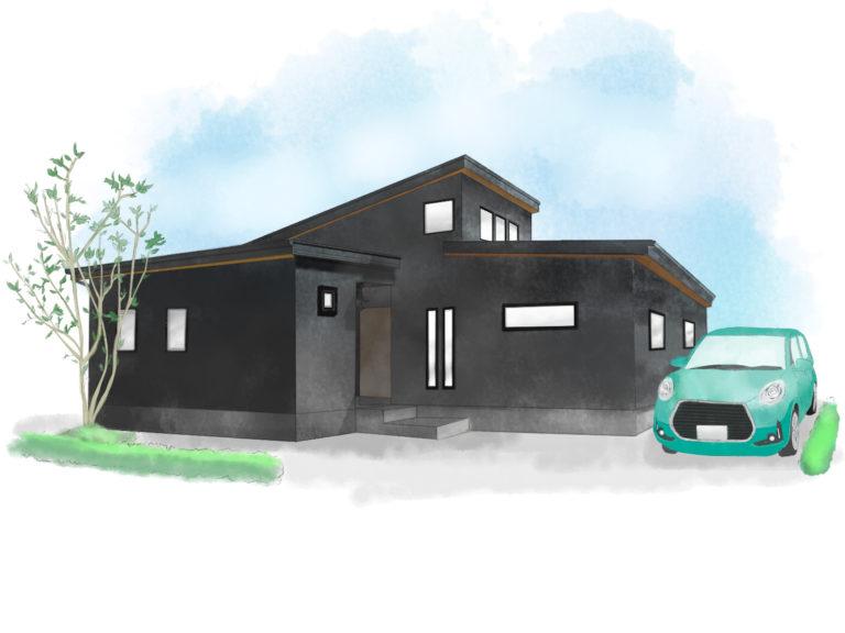 鹿児島市自由ヶ丘2丁目で平屋の家完成見学会