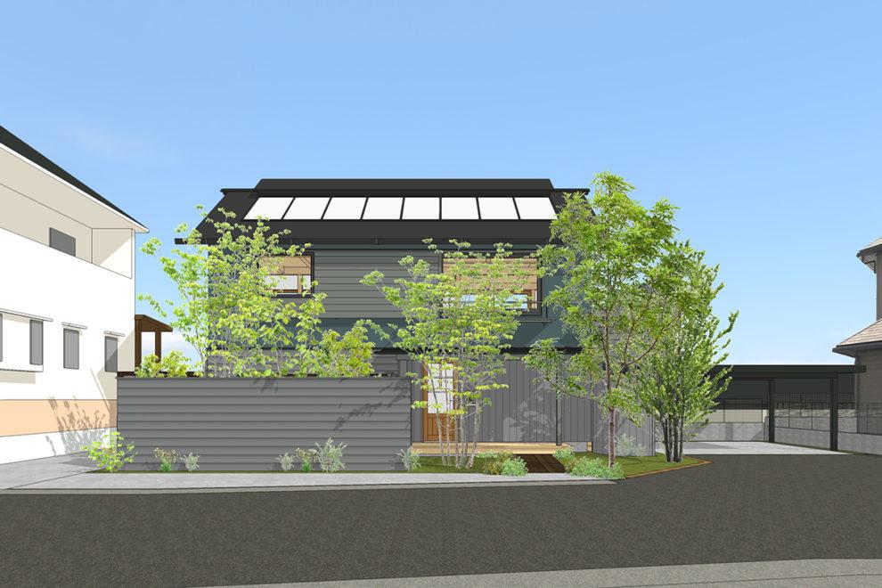 鹿児島市唐湊で完成見学会 暮らしを愉しむ家