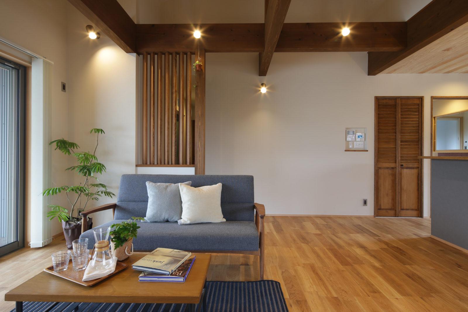 鹿児島市桜ケ丘で予約制モデルハウス 空間を愉しむ家。GRND OPEN!