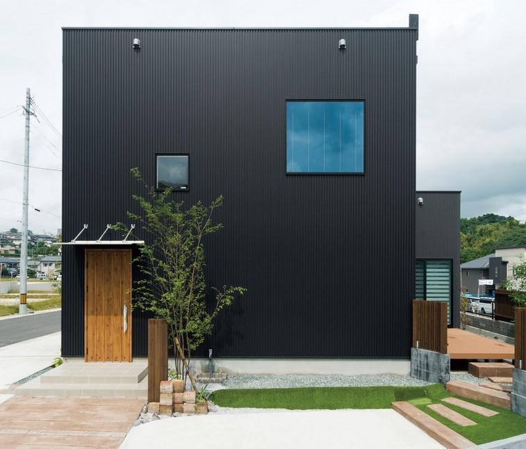 鹿児島市東谷山7丁目で 新モデルハウス ZERO-CUBE+BOX 完成見学会