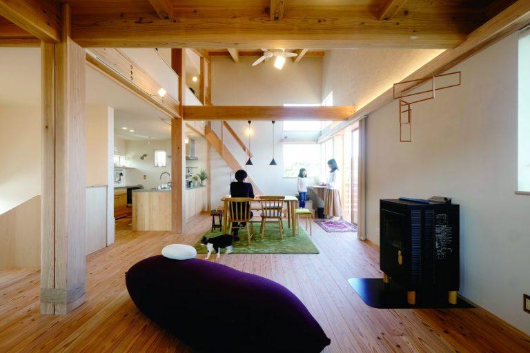 姶良市宮島町で平屋の完成見学会 MOOK HOUSE