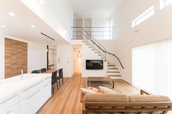 鹿児島市大明丘で新モデルハウス完成見学会