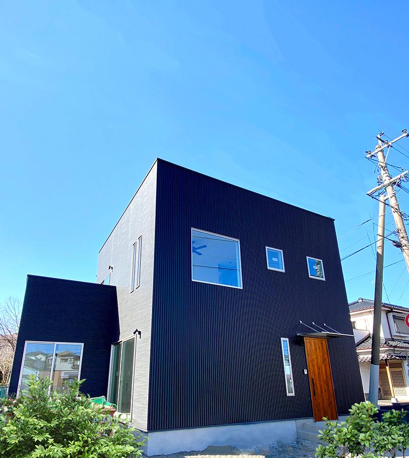 鹿児島市坂之上で完成見学会 ZERO-CUBE+BOX