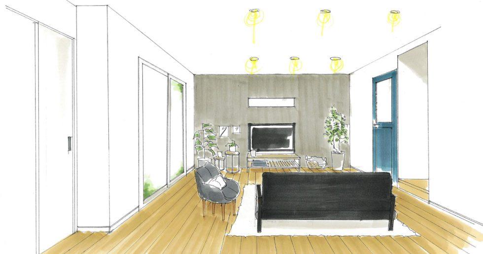 南さつま市加世田で新築発表会 使いやすさと収納にとことんこだわった家