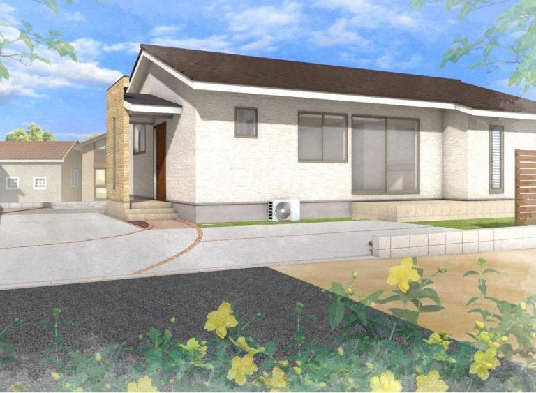 霧島市隼人町神宮で平屋の家完成見学会