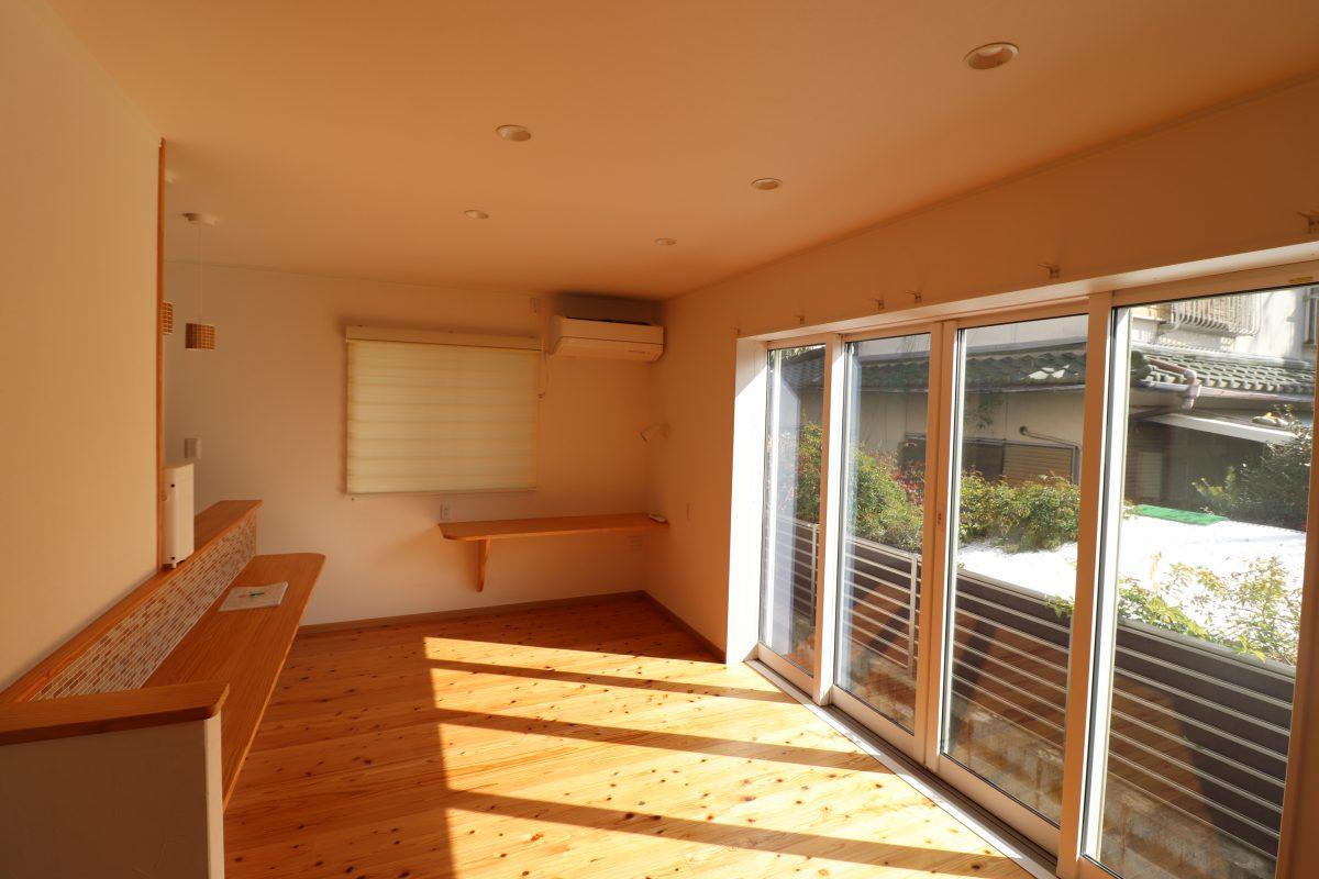 鹿児島市星ヶ峯3丁目でオープンハウス 在宅ワークも出来る地区2年の長期優良認定住宅