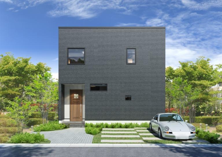 鹿児島市東谷山でお家の構造見学会 ジブンハウス