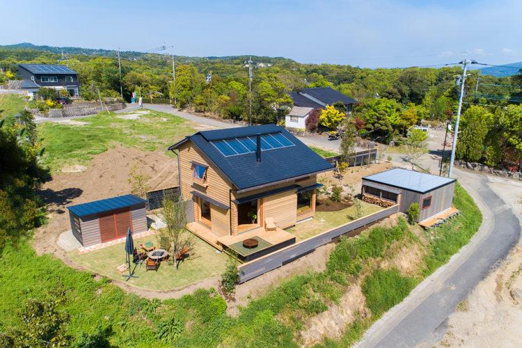 鹿児島市吉野町で暮らしの見学会 築3年、みんなの溜まり場