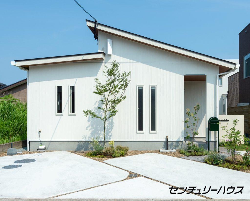 姶良市松原町で自由見学会 平屋モデルハウス