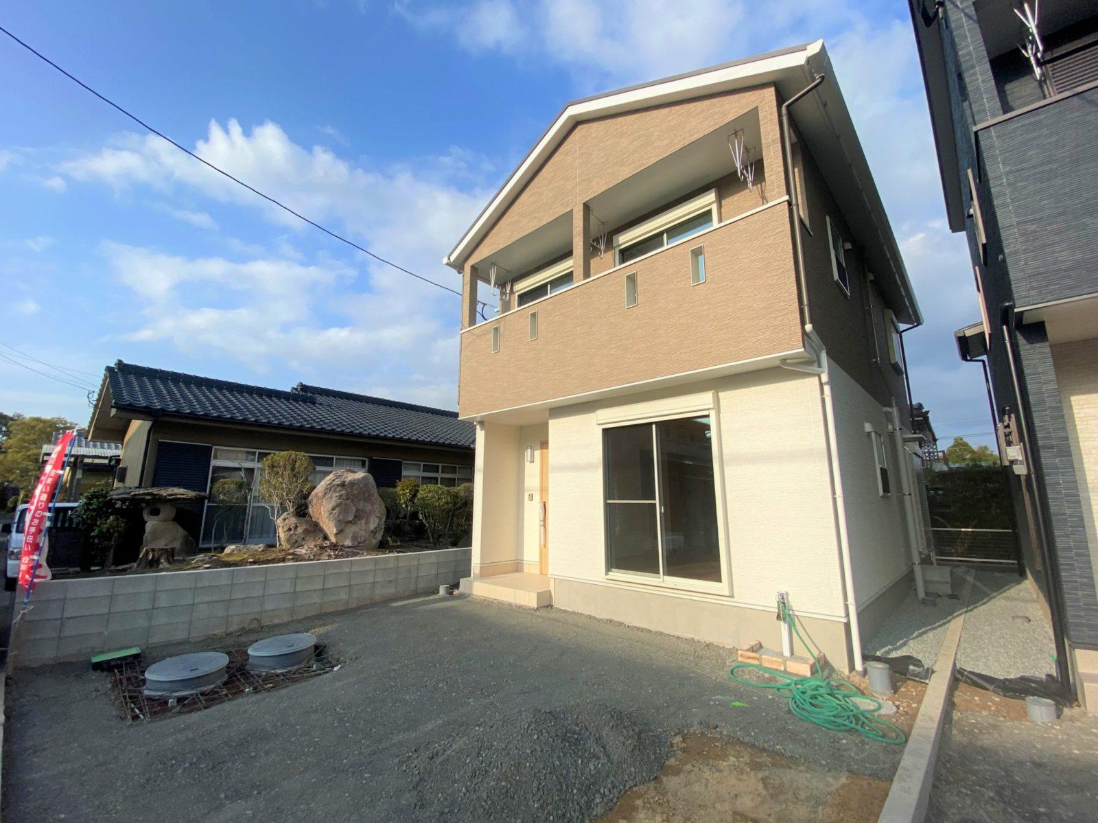 鹿児島市下福元町でオープンハウス