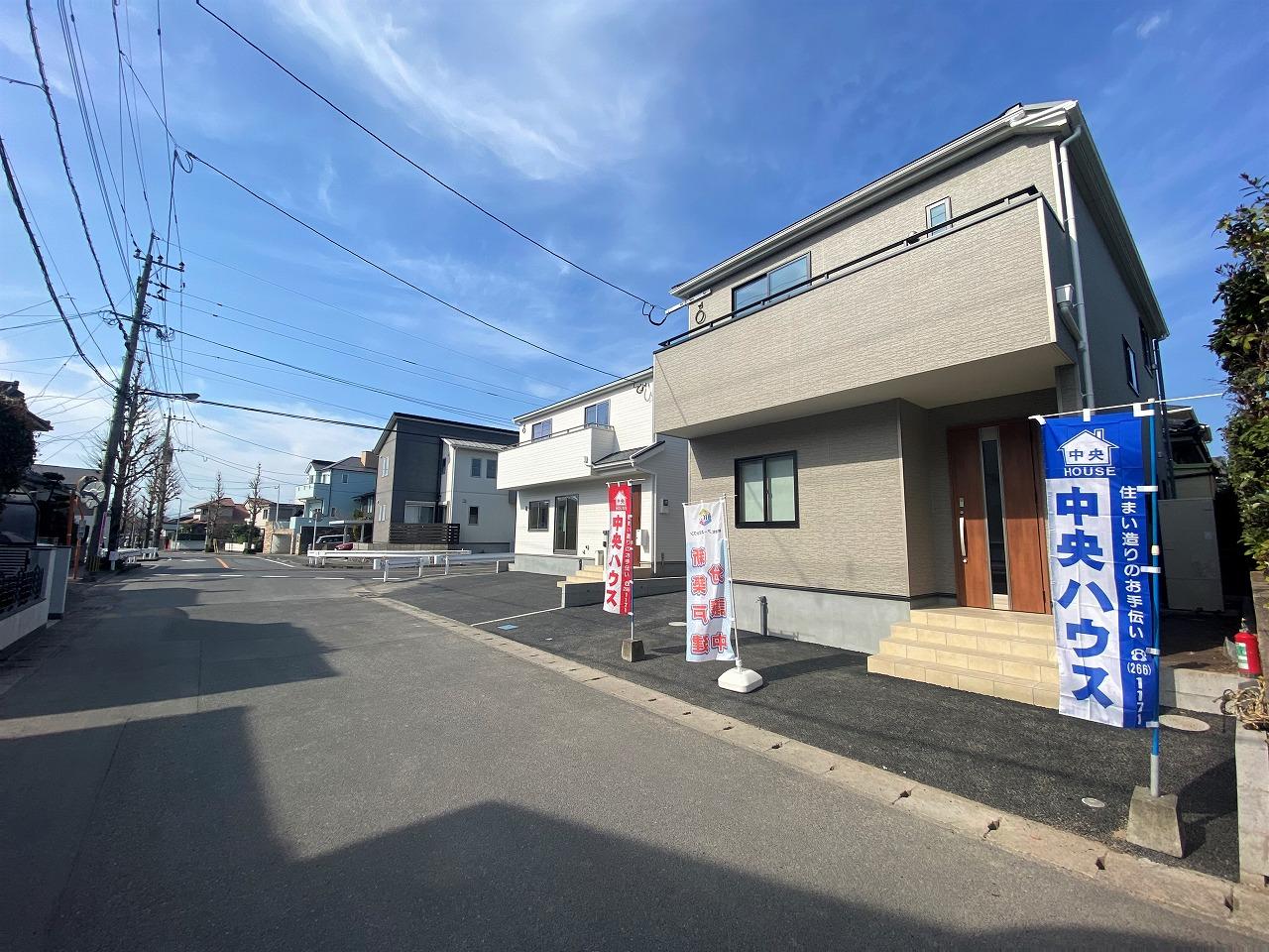 鹿児島市桜ケ丘でオープンハウス 時代にニーズに合ったテレワークルーム付きの4LDK