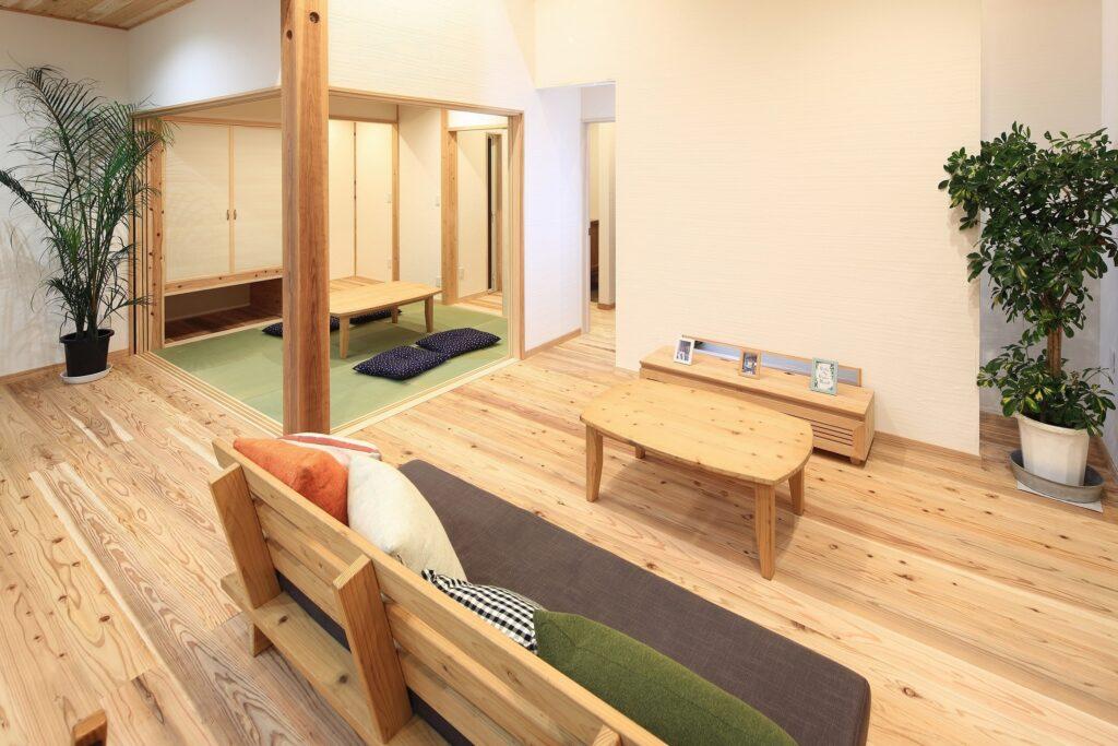薩摩川内市中郷で見学会 オーナーズハウスとモデルハウス合同見学会