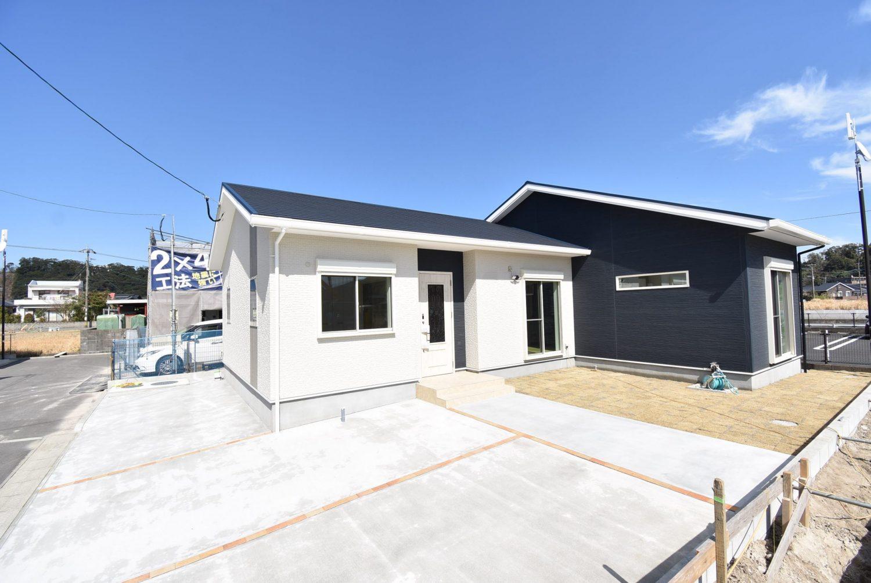 鹿児島市喜入町で新築オープンハウス  コンフォート喜入ⅡAモデル