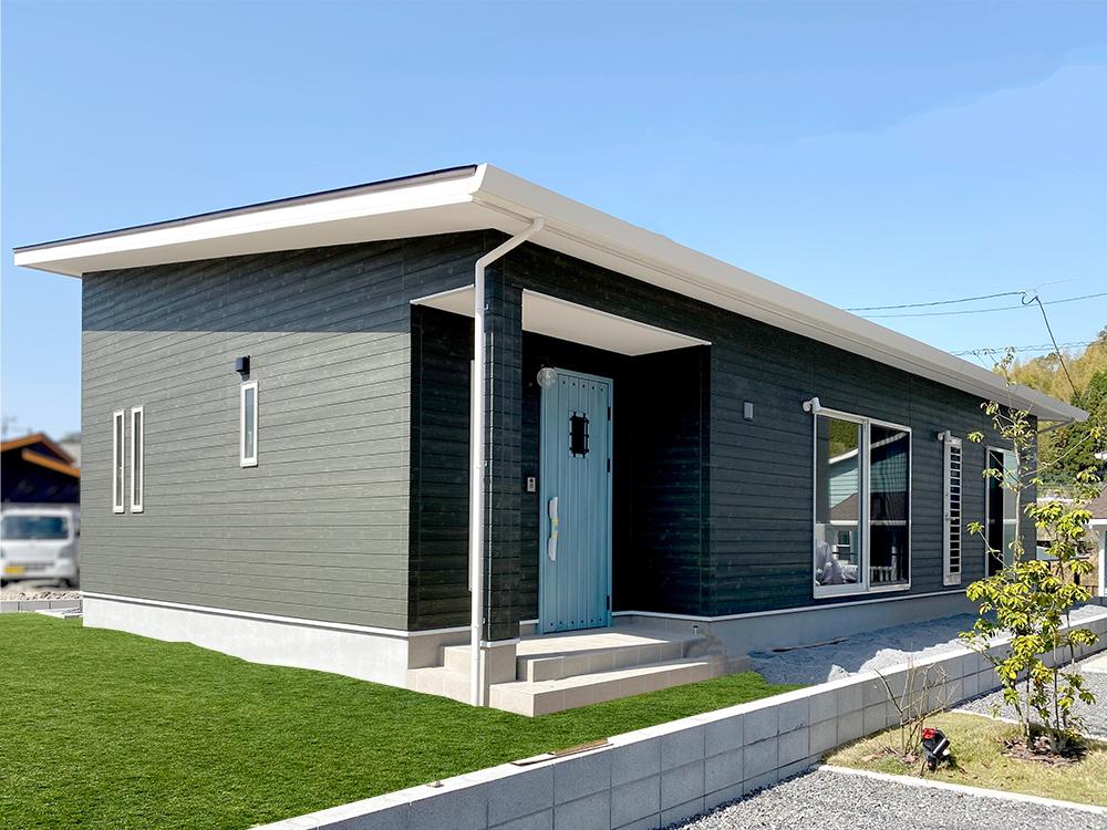 鹿児島市上谷口町で完成見学会 フォレビレッジ上谷口 平屋モデルハウス
