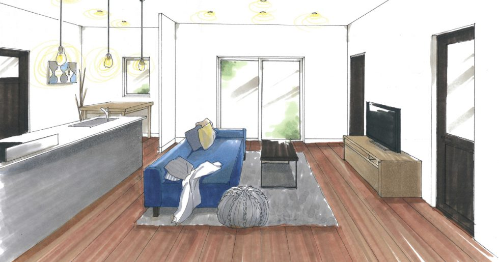 鹿児島市石谷町で新築発表会 子育ても将来も…暮らしやすさが叶う家 【一階完結型二階建て住宅】