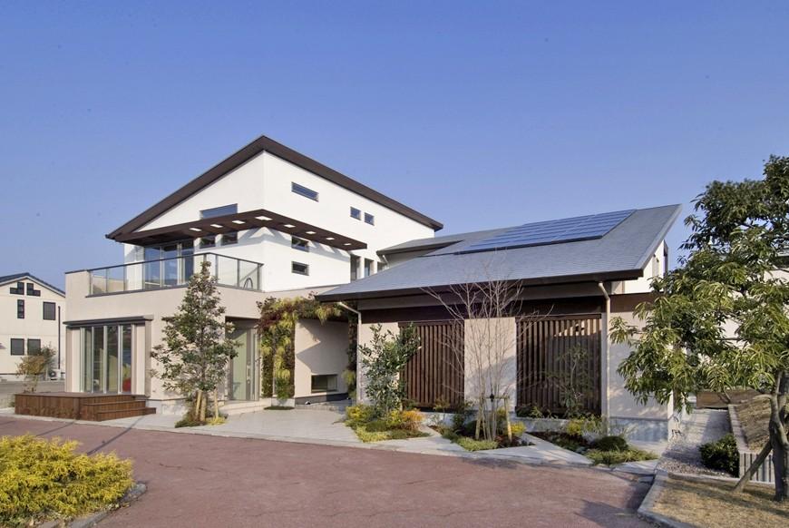 【Mブランシェ】二世帯住宅 MBCハウジングフェア与次郎展示場