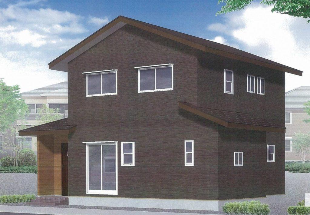 姶良市東餅田で完成見学会 2階建て ヤマサハウス