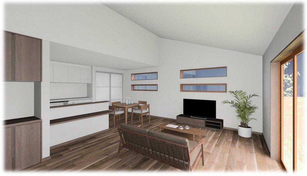 鹿児島市吉野で完成見学会 2LDKのコンパクトな平屋の住まい | MBCハウス