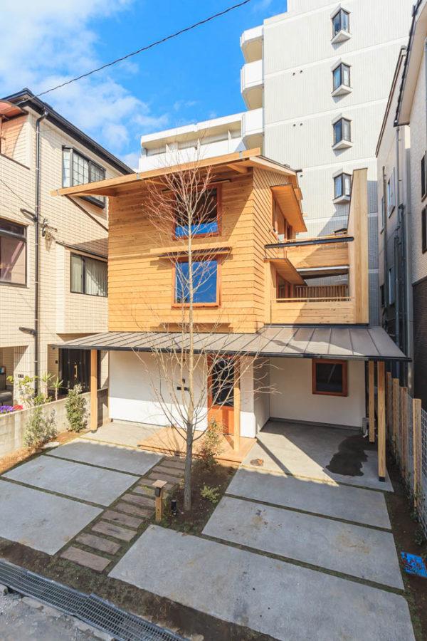 鹿児島市下荒田で完成見学会 24坪に建つ 居心地の家 | シンケン