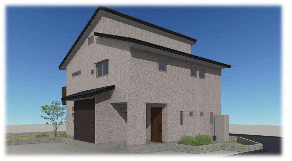 鹿児島市吉野町で2階建ての完成見学会 | MBCハウス